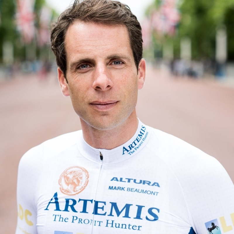 An Evening with Mark Beaumont