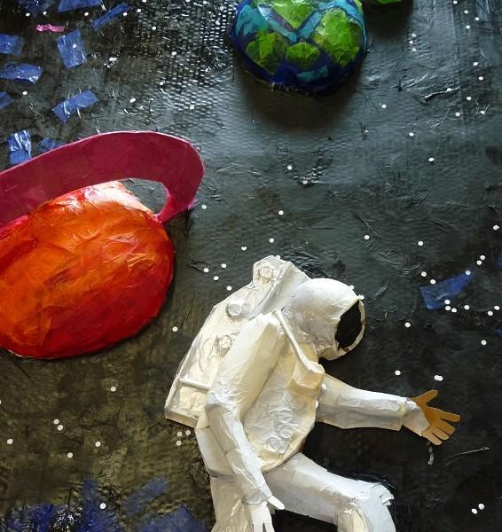 Space Age Scenes