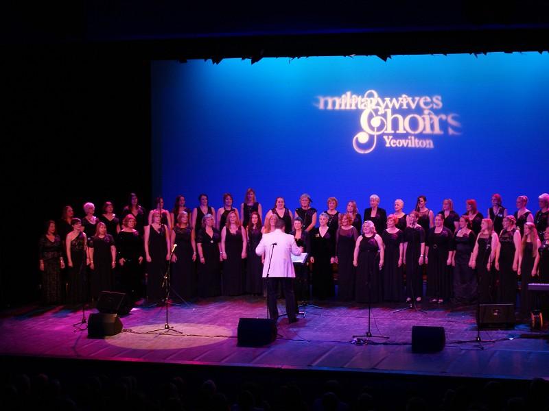 Yeovilton Military Wives Choir