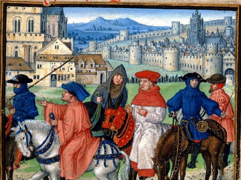 BOVTS Canterbury Tales