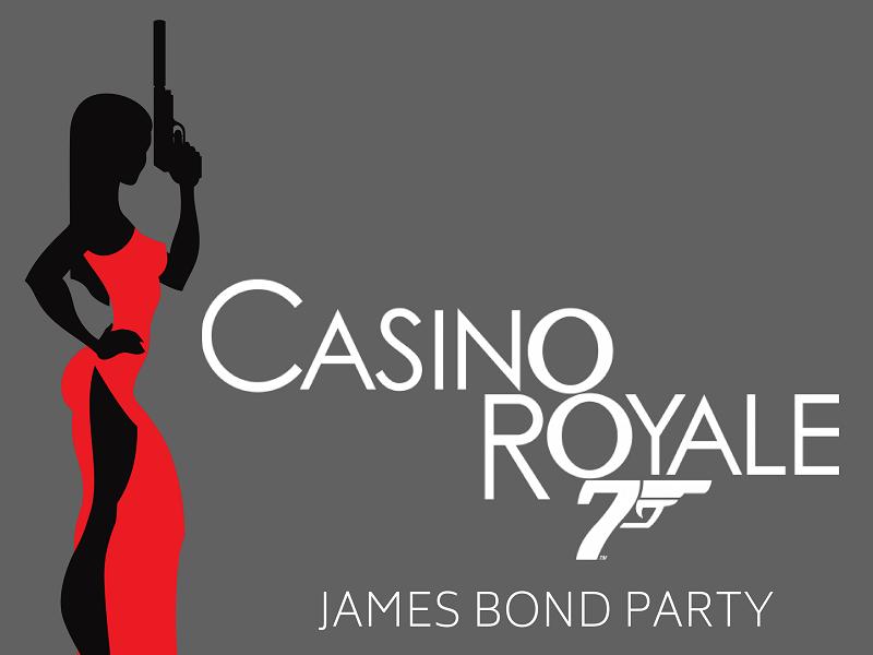 Casino Royale - Bond Night