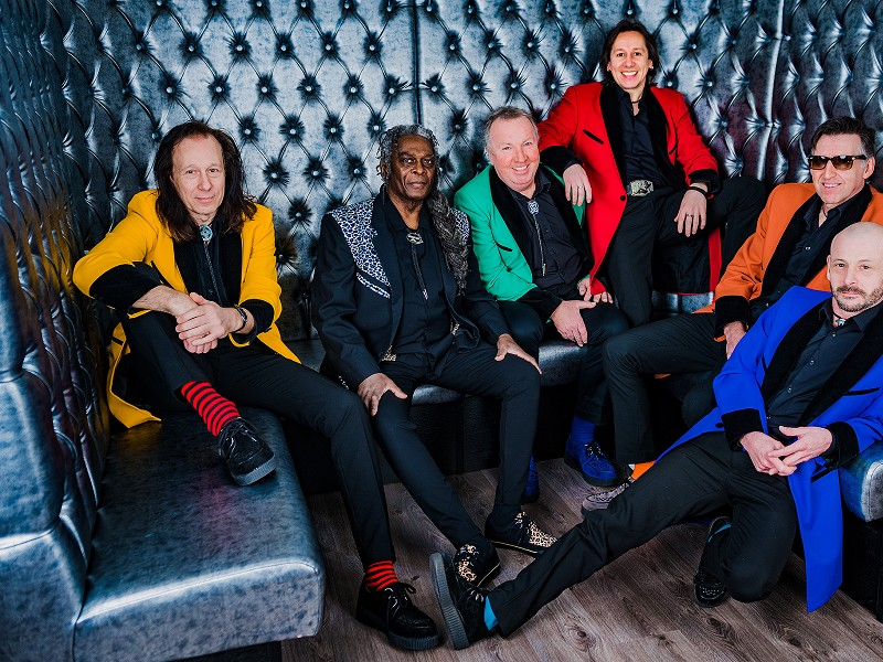 The Legendary Showaddywaddy