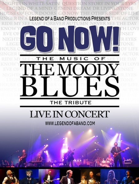 GO NOW! The Moody Blues Tribute