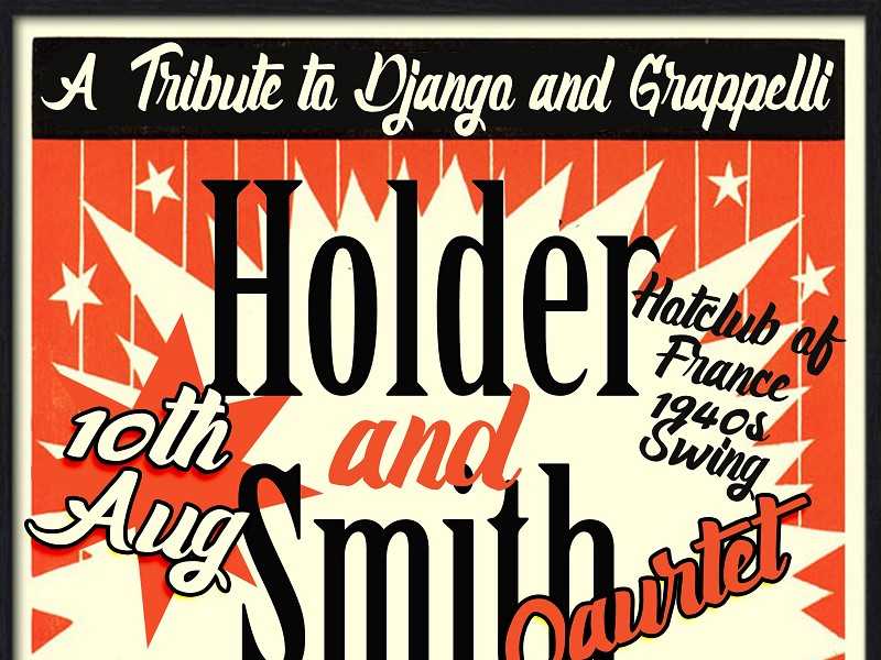 Holder & Smith Quartet