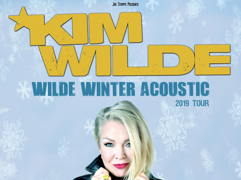 Kim Wilde 'Winter Acoustic Tour'