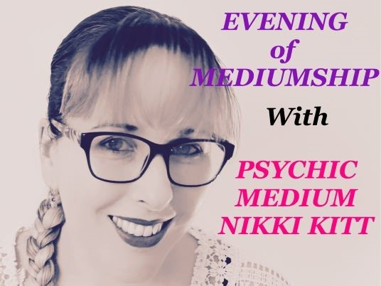 Psychic Medium - Nikki Kitt