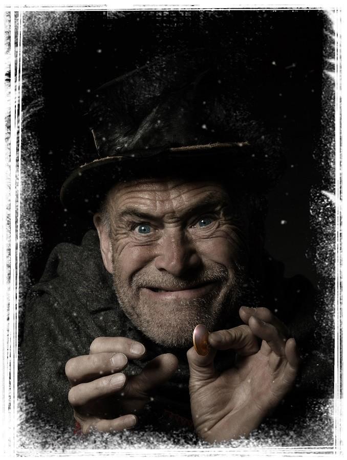 Dave Mynne - A Christmas Carol