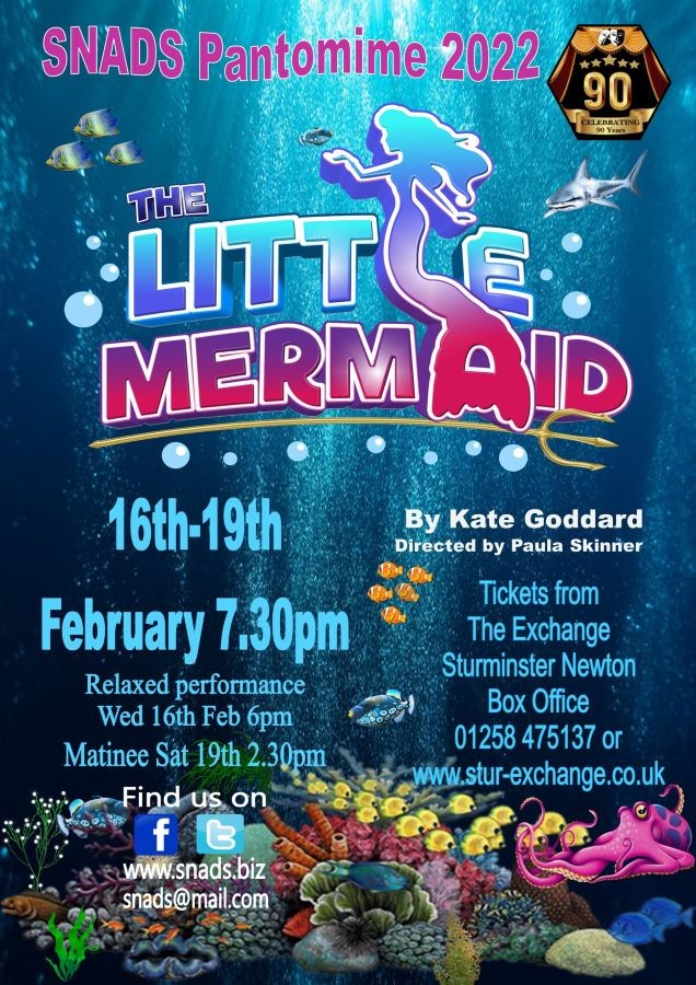 The Little Mermaid Relaxed Perf