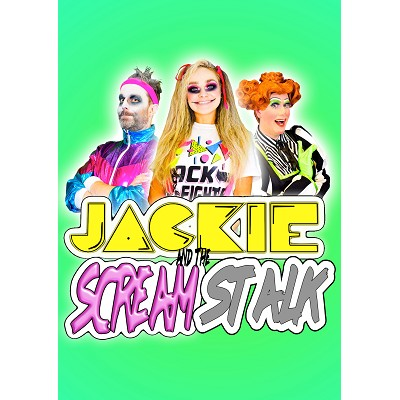 Jackie and the SCREAM-stalk