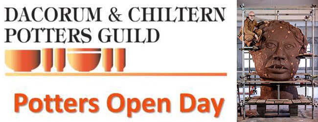 DCPG Pottery Open Day 2020