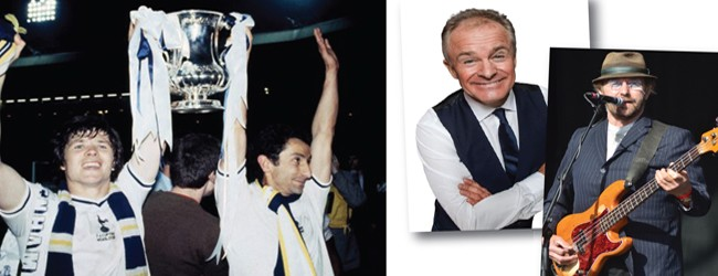 An Evening with Steve Perryman & Ossie Ardiles