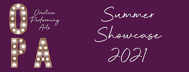 Overture Performing Arts Showcase 2021