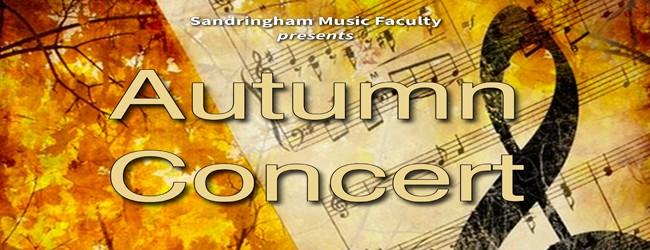 Autumn Concert 2021