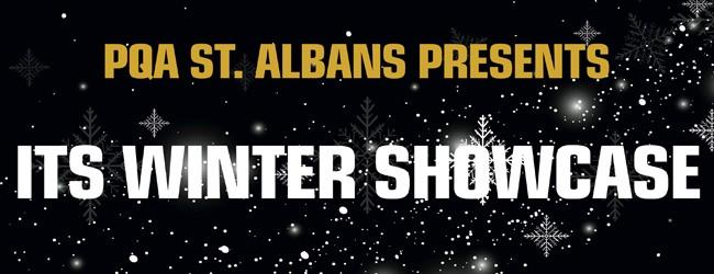 PQA Winter Showcase