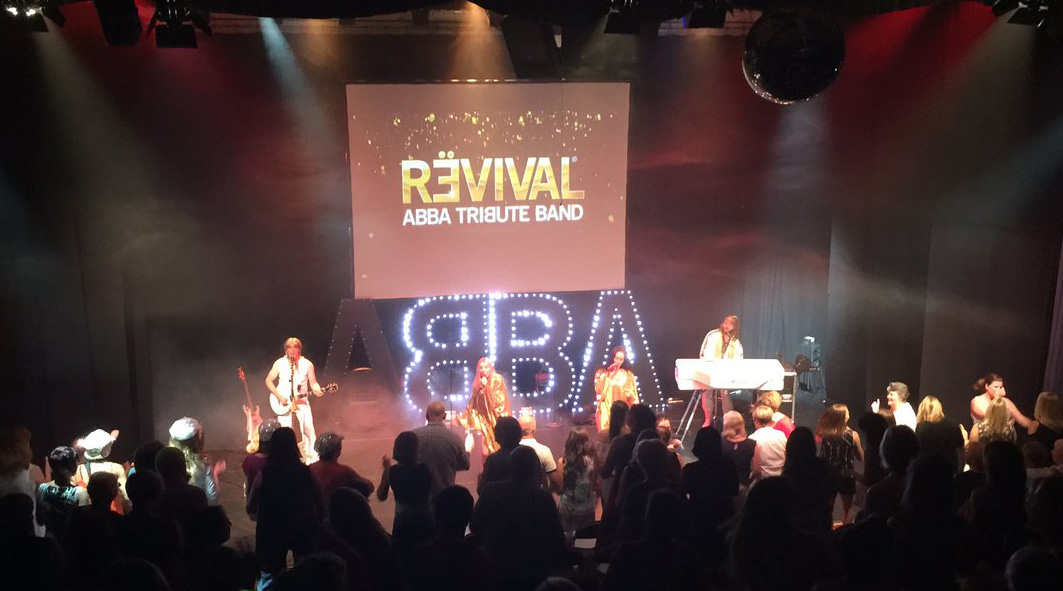 ABBA Revival, July 2016