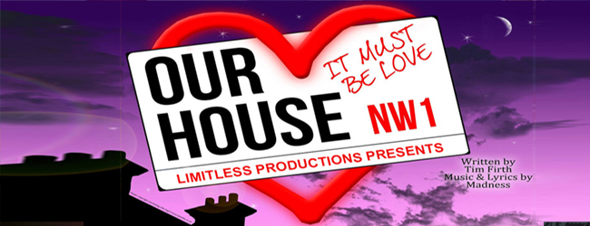 Limitless Presents: Our House!