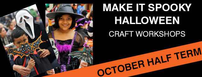 Make it Spooky Halloween Crafts