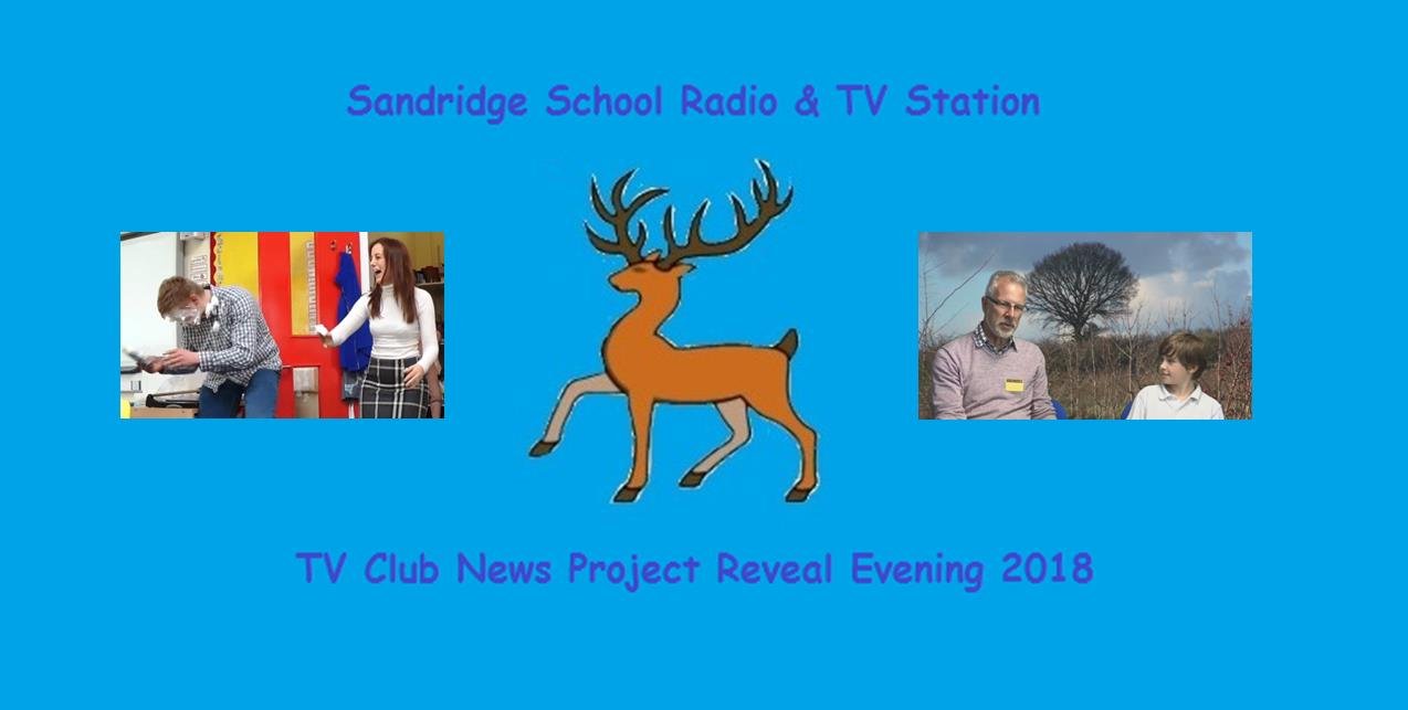 News Project Reveal Evening 2018