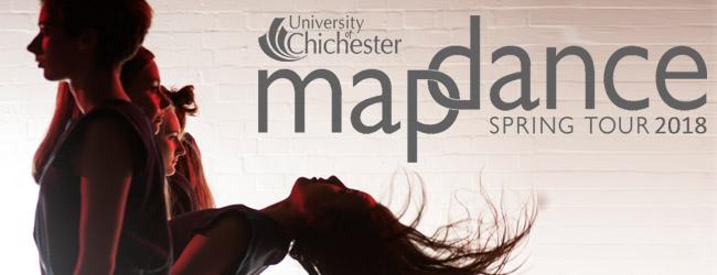 Mapdance Spring Tour 2018
