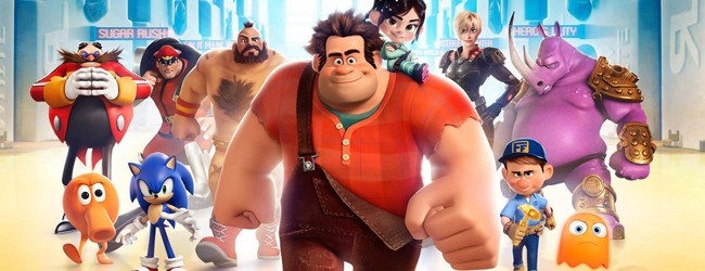 Wreck-It Ralph (PG)