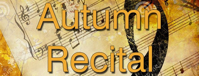 Autumn Recital