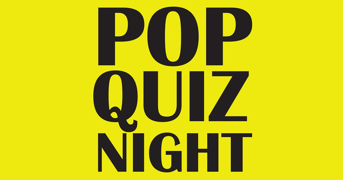 FO$S Pop Quiz Night