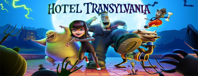 Hotel Transylvania (U) brought to you by FOWI