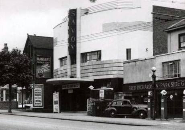 Savoy 1940's