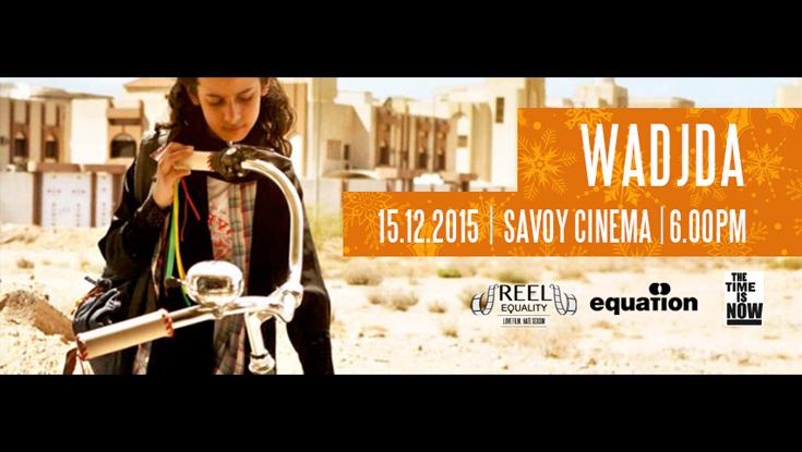 Wadjda - Reel Equality Film Club