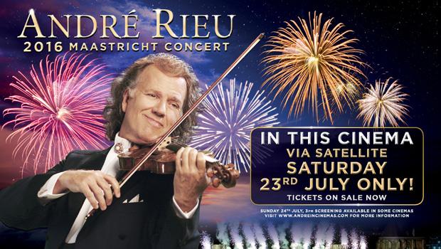 Andre Rieu's 2016 Maastricht Concert