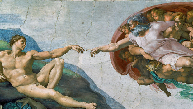 Michelangelo Love and Death
