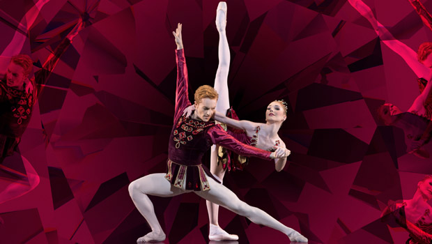 ROH- Royal Ballet 2016-17 Season - Jewels