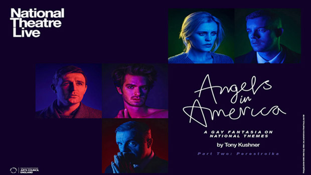National Theatre Live: Angels in America Part 2 Perestroika