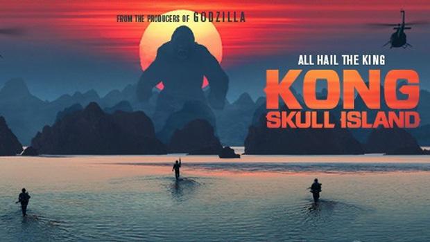 Kong: Skull Island 2D