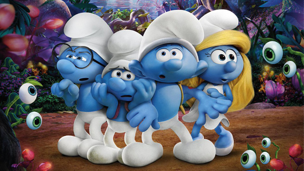 Smurfs: Lost Village 3D