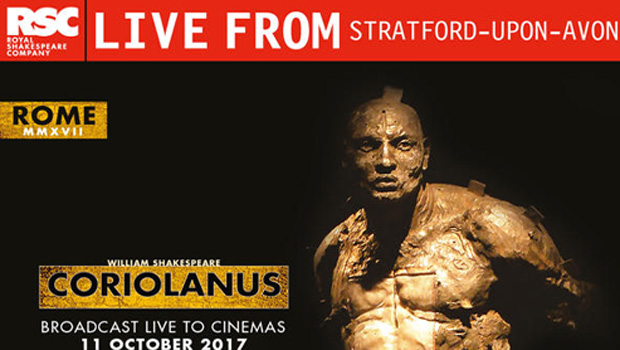Royal Shakespeare Company : Coriolanus