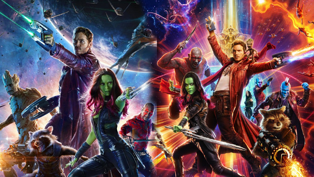 Guardians Of The Galaxy - Double Bill