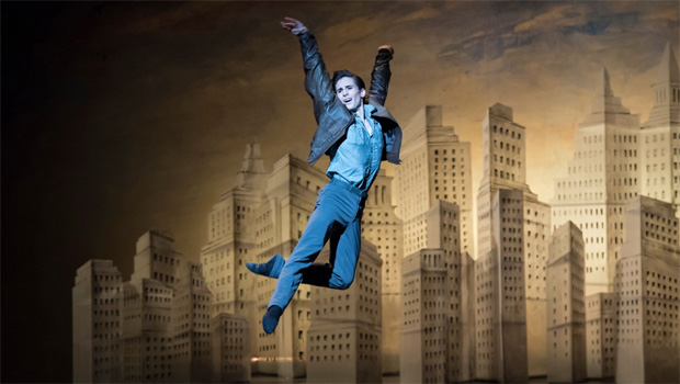 ROH: Royal Ballet 2017-2018 Season - Bernstein Centenary