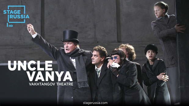 Stage Russia 2017-2018 Season - Uncle Vanya