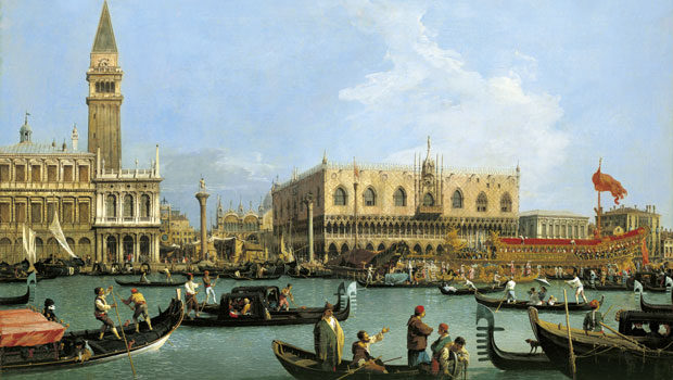 Exhibition on Screen - Canaletto and the Art of Venice