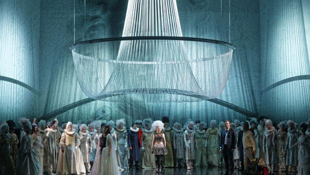 Gran Teatre del Liceu, Barcelona - Un Ballo in Maschera