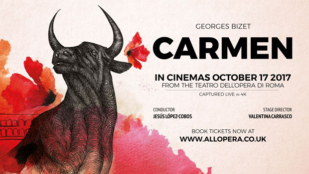 Italian Opera 2017-18 Season: Carmen