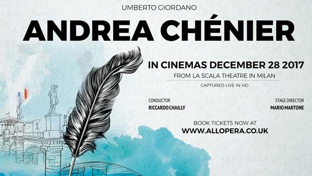 Italian Opera 2017-18 : Andrea Chénier