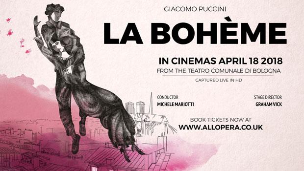 Italian Opera 2017-18: La Bohème