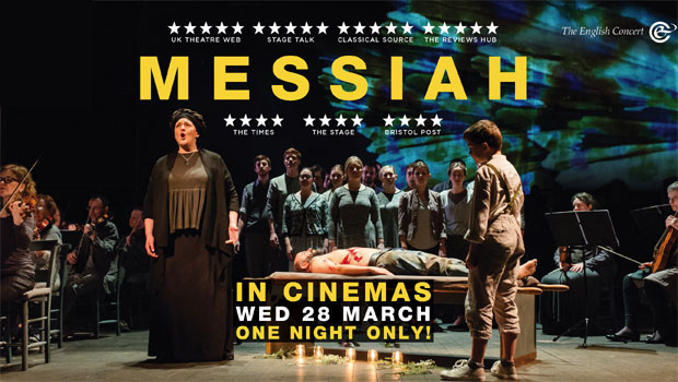 Messiah from Bristol Old Vic