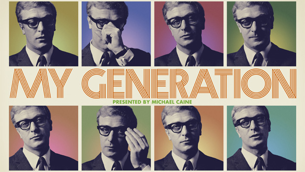 My Generation + Live Satellite Q&A with Michael Caine