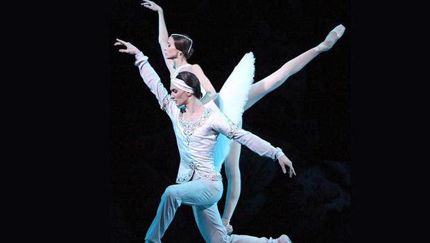 Bolshoi Ballet 2018/19 - La Bayadere