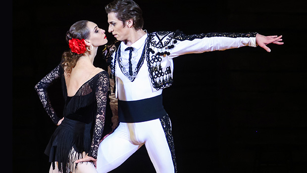 Bolshoi Ballet 2018/19 - Carmen Suite / Petrushka