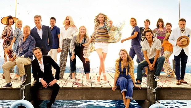 Mamma Mia 2: Here We Go Again Sing- Along