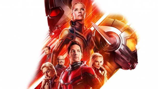 Ant-Man And The Wasp 2D